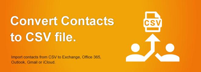 Convertisseur Gratuit VCard Pour Microsoft Outlook