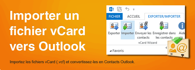 VCard Wizard Contacts Converter