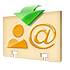 Importer/exporter le contacts Microsoft Outlook.