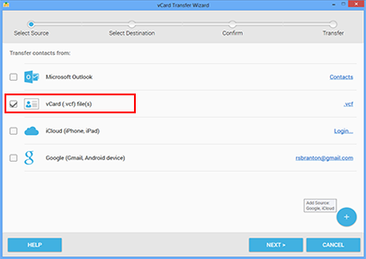 How To Import Vcf To Iphone